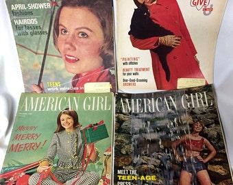 1965 American Girl Magazines (4)