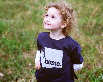 Washington home tshirt KIDS sizes The Original home tshirt