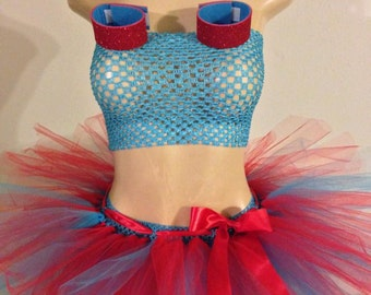 Spider Girl Tutu Costume