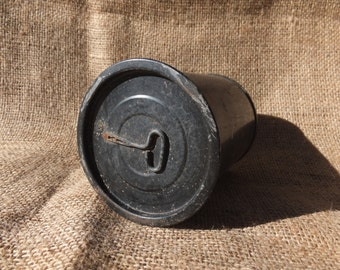 WWII Military Canisters