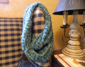 Crotched Infinity Scarf