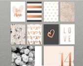 Little Lamm & Co. Digital, St. Valentine Pocket Scrapbook Card PNGs and Printables