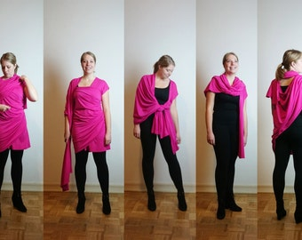 Ultimate wrap tunics - colour choice