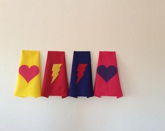 15 Superhero Capes