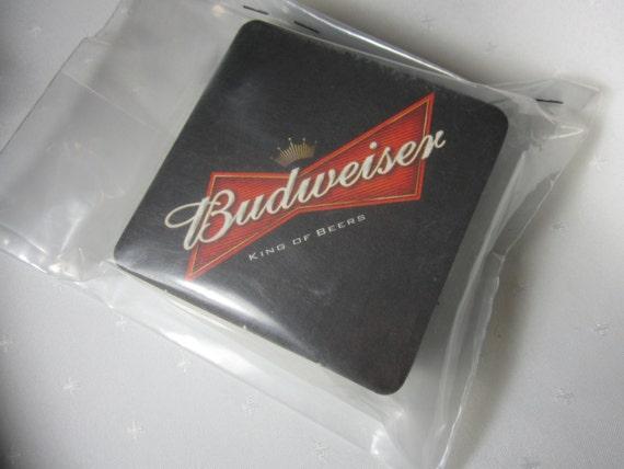Budweiser coasters beer coasters cardboard drink coasters arts - Cardboard beer coasters ...