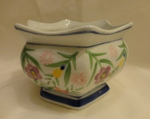 Hexagon Flower Pot ~ FREE Domestic Shipping