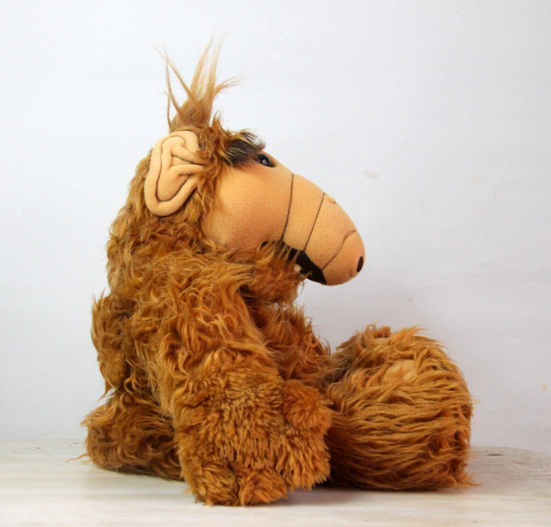 ALF Talking Stuffed Toy Wisecracking ALF By WeeklyTreasureHunt