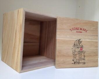 Chawan Box
