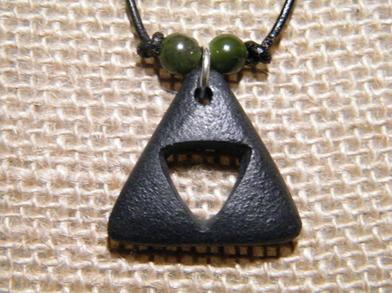 Triforce Necklace Pendant Pendant Triforce Necklace