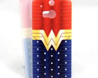 Wonder Woman case for HTC One M8/M9 - Amazon Princess
