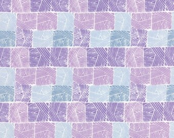 One Yard Horizon - Field in Orchid Purple - Cotton Quilt Fabric - designed by Kate Spain for Moda Fabrics - 27196-16 (W2313)