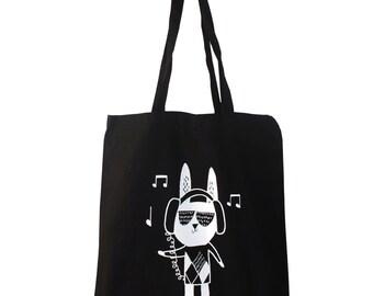 Headphones Rabbit Bag