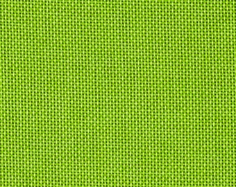 """58"""" Faux Burlap - Lime Zest by the Yard (Polyester)"""