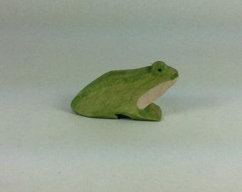 Frog, Waldorf inspired