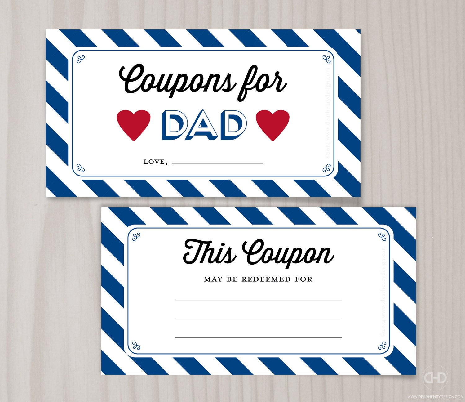 coupon book father s day blank printable coupons blank valentine s coupon book last minute present for dad coupons for daddy from kids birthday