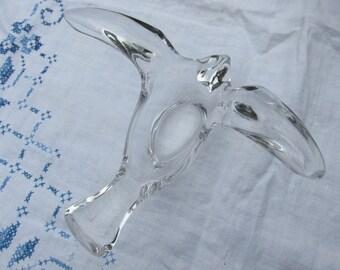 Art Glass - Flying Bird - Vintage