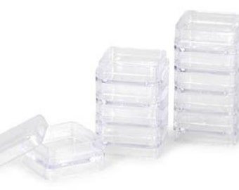 Small Stacking Findings Containers