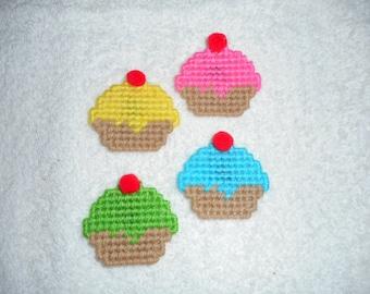 Mini Cupcakes - Set of 4