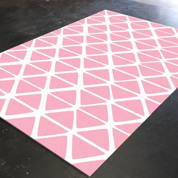 Light Pink Rug Light Pink Decor Floor Rug Area By