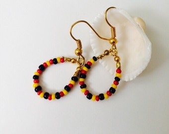 Tribal Earrings.