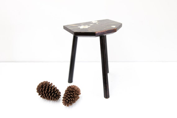 Miniature 3 Legged Stool