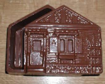 House Pour Box Chocolate Mold