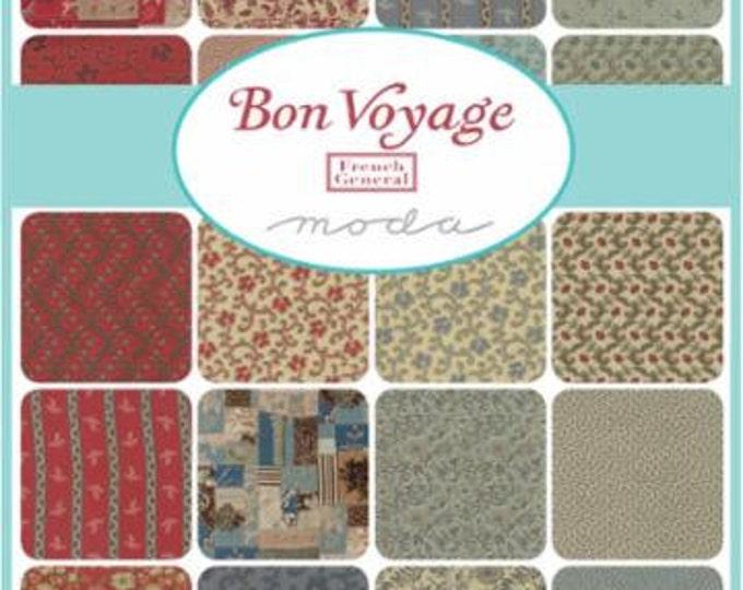Bon Voyage by French General - 30 x 1/4yd Bundle