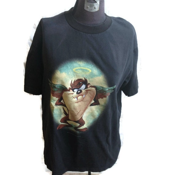 90 39 S Looney Tunes T Shirt 1990 39 S Taz Tee Shirt