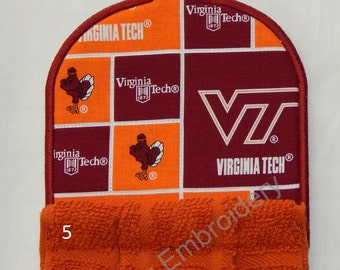 VT Kitchen Towel Topper