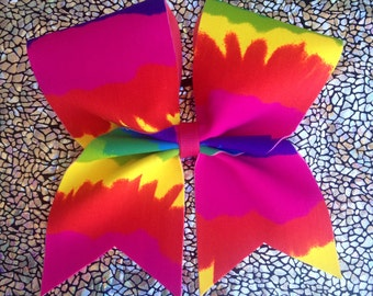 Cheer bow- tie die for.