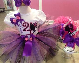 Barbie Glam tutu set