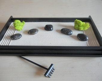 L01 - Large Desk or Table Top Zen Garden - DIY Kit