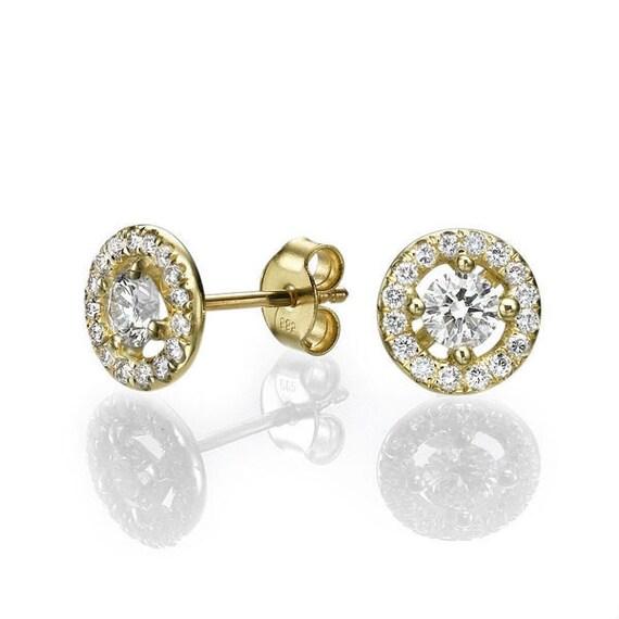 gold stud earrings earrings 14k gold earring studs
