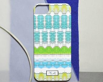 Simple Pattern iPhone Hard Case