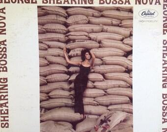 George Shearing - Bossa Nova- vinyl record