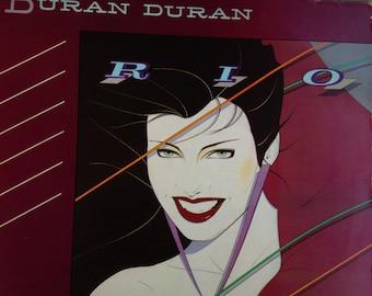 Duran Duran - Rio - vinyl record