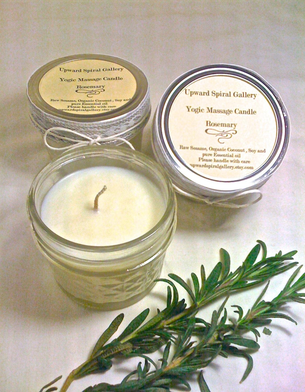 bulk order 12 8oz rosemary mini mason jar candles 10 off. Black Bedroom Furniture Sets. Home Design Ideas