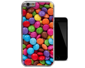 Sweets Fun Colourful Pattern -  iPhone 4 4s case / iPhone 5 5s case / iPhone 5c case / iPhone 6 case (A52)