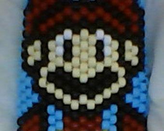 Super Mario Kandi Cuff with Mario Coins XL