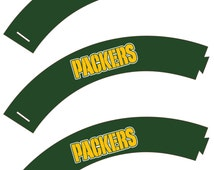 Unique Green Bay Toppers Related Items Etsy