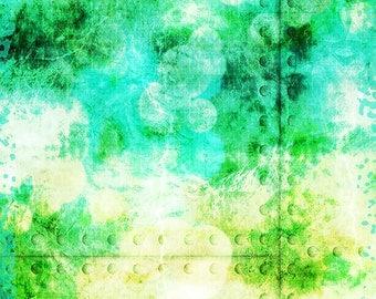 Digital Background//Backdrop//Overlay//Texture//Green & Blue//Grunge//Photoshop//Watercolor//Digital design//graphics//INSTANT DOWNLOAD