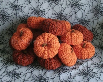 Crochet Pumpkin Decoration