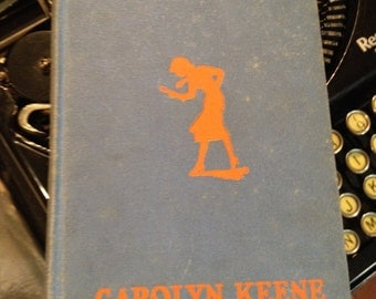 Antique 1941 Nancy Drew The Clue of the Tapping Heels