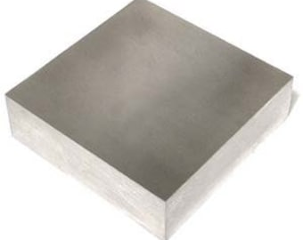 "Bench Block 2.5"" X 2.5"" Square Steel Bench Block Metal Stamping Jewelry"