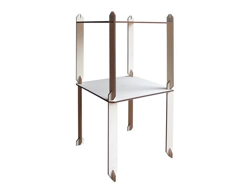 d coup au laser tag re en bois bois tag re modulaire. Black Bedroom Furniture Sets. Home Design Ideas