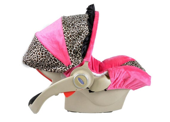 Pink Cheetah Car Seat Hot Pink Cheetah Infant Car
