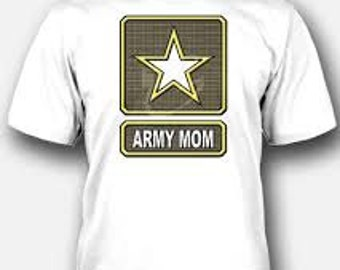 U.S. Army Mom, T-shirt
