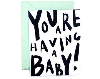 baby card,expecting mom gift,baby shower,pregnancy card,baby shower card,new baby, new baby card, new baby gift,baby & expecting cards,
