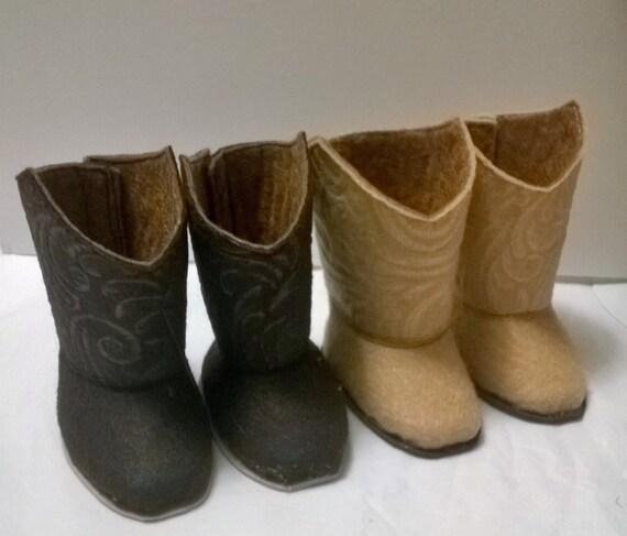 Keeping The Millennium Beyond: Cowboy Boots