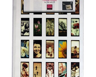 ITS Image Collage - Vintage Viewfinder Pictures  (CE7215)